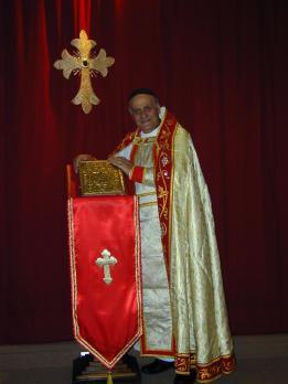Father Edward Hanna